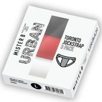 Mister B Urban Toronto Jockstrap 3 pack