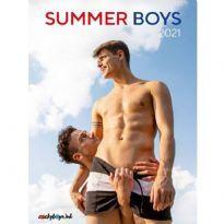 Summer Boys 2021 Calendar