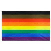 pojkarna POC Regnbågsflagga