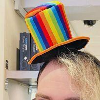 Liten Pride Hatt