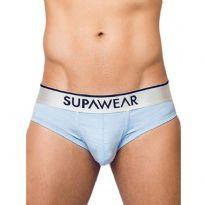 Club HomowareSupawear Hero Brief Blue, Large