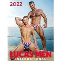 Lucas Men International 2022 kalendrar