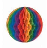 Rainbow party guirland boll