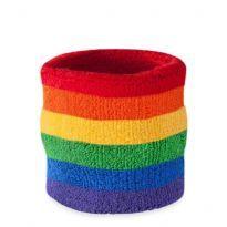 Drengenes regnbuesvedbånd