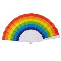 Club HomowareRegnbåge Handfläkt, Pride