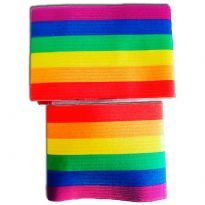 Team Captain rainbow arm band