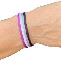 Pride elastiskt armband