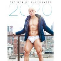 Naked Sword 2020 Calendar