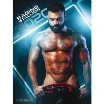 The Men of Raging Stallion 2020 Calendar