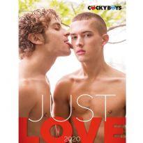 Just Love 2020 by Cocky Boys Calendar