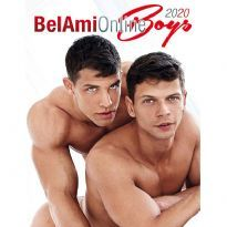 Bel Ami Online Boys 2020 Calendar