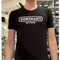 Mister B Statement T-Shirt: Dominant