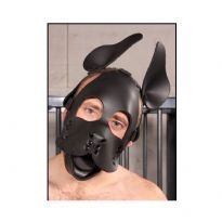 Tunga för Woof!/Howler maske