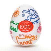 Keith Haring onani ägg