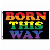 Born This Way Flagga
