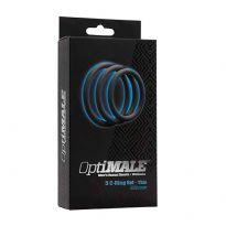 OptiMale 3 C-Ring set Thin
