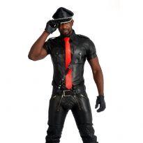 Mister B Läder slips