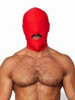 Mr. B Lycra maske Öppen mun