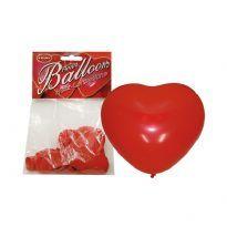 Hjärte ballonger