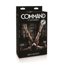 SR Command Hogtie & Collar Set