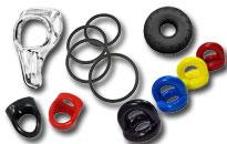 Mjuka och säkra kuk-ringar, för män som vill ge lite mer, Skandinaviens största urval av mjuka penisringar