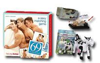 Roliga gåvor med sexuella touch, Galna gåvor, roliga saker
