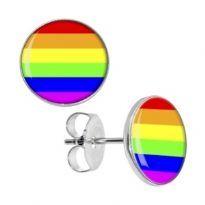 Rainbow örhänge (1stk.)