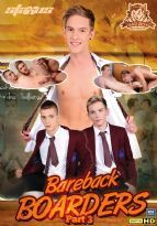 Bareback Boarders Part 3 DVD