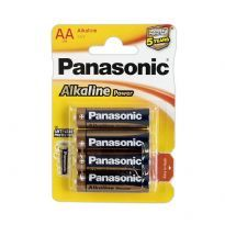 Panasonic Batterier