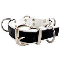 Mr. B Slav halsband - 4 D-ringar