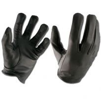 Leather Police Gloves