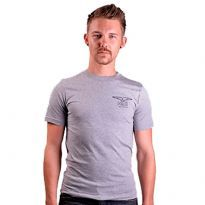 Mister B T-Shirt grå