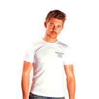 Mister B T-Shirt Vitt