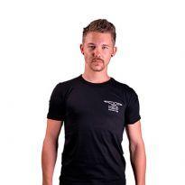 Mister B T-Shirt Svart