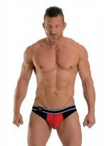MisterB Urban Manhatten Jockstrap - Red