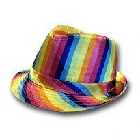 Gay Pride Regnbåge hatt