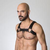 Neoprene Bulldog Harness