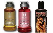 Behandla någon du älskar, låt njutningen komma till dig, läckra massageoljor, oljor för massage