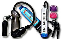 Läckra penis pumpar för större erektion, Pumpar vakuum för att ge en större erektion, Kraftfulla pumpar för din manlighet