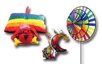 Ljus och stakar, Pride tillbehör för inomhusbruk
