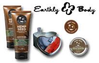 Läckra hudvårdsprodukter, Läckra showergels, Nice doft och massageljus